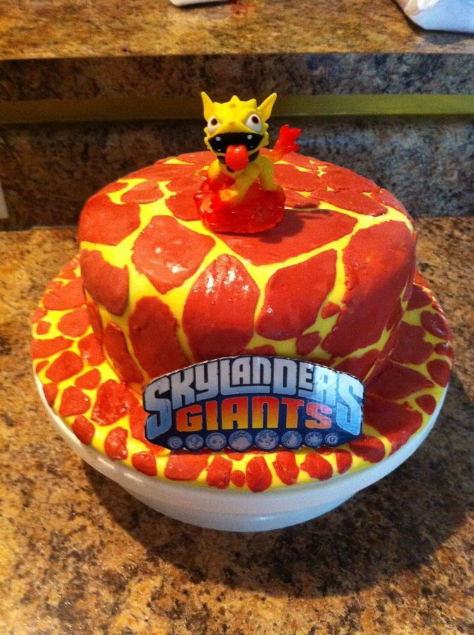 36 best Skylanders cake images on Pinterest Boy cakes Birthdays