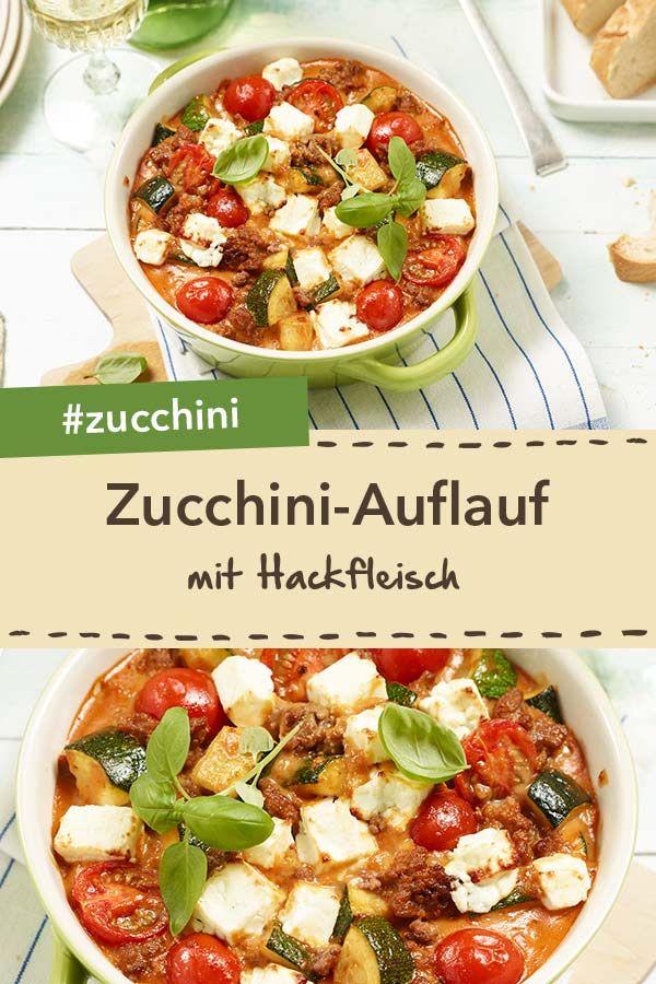 Zucchini hack auflauf rezepte
