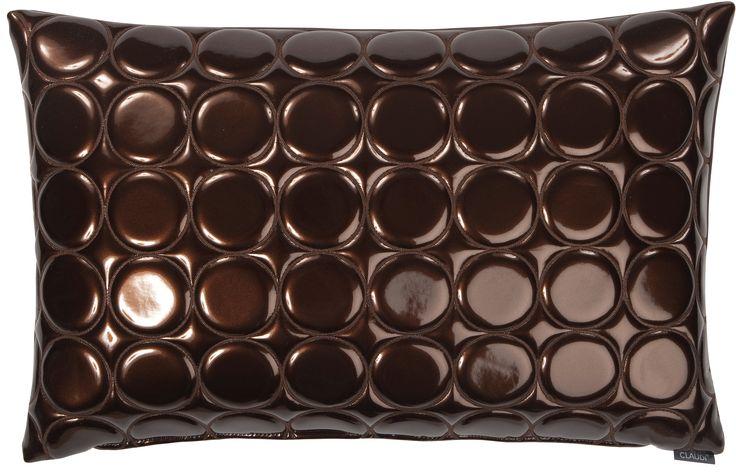 Claudi Exclusive Cushions Isaia Bronze 30x45 cm