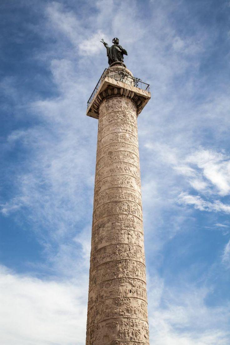 File:Trajans Column, Rome (14271917395).jpg - Wikimedia