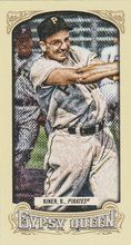 2014 Gypsy Queen Mini Base #29 Ralph Kiner Pittsburgh Pirates