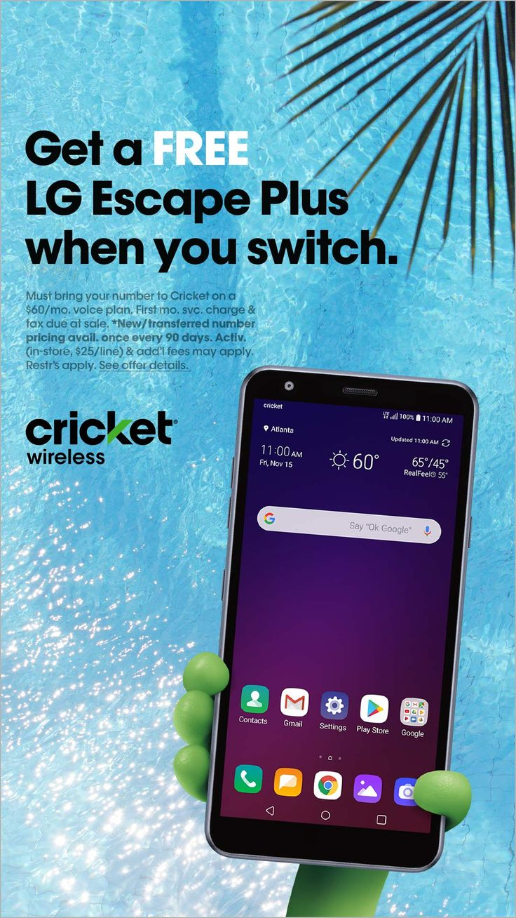 Switch to Cricket in 2020 Cell phone plans, Phone plans