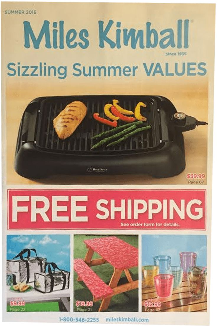 Get Free Mail Order Gift Catalogs and Find Great Gift Ideas: Miles Kimball Gift Catalog