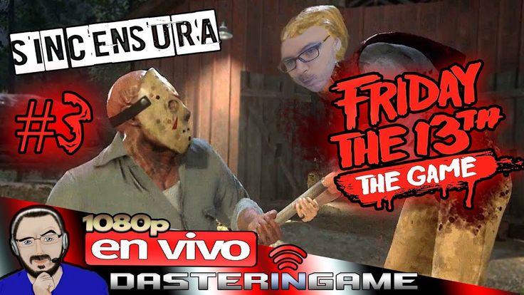 Friday 13 - NUEVO DLC GRATUITO Vamos a jugar a una Noche de terror - che...
