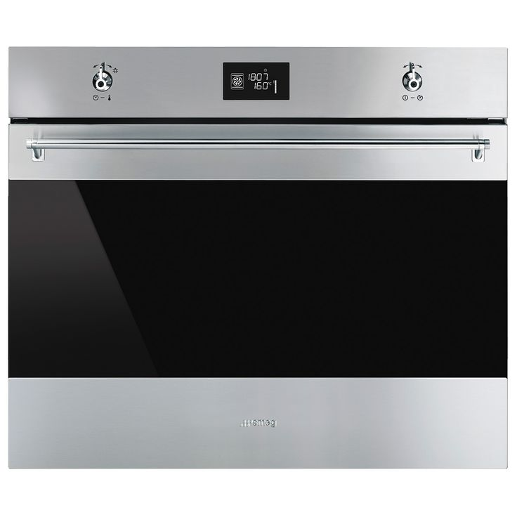 90L capacity, 15 oven functions, programmable timer, cool door technology, child…
