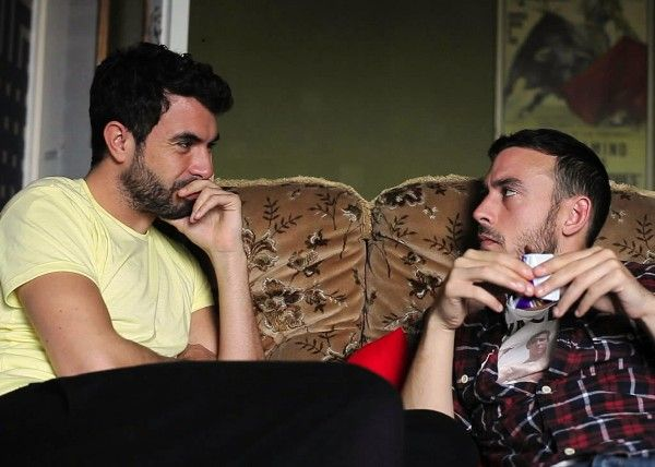 "'Weekend' to remember, and a filmmaker too! Tom Cullen and Chris New star in ""Weekend."""