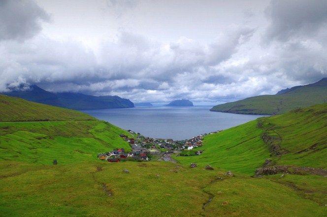 квивик фарерские острова