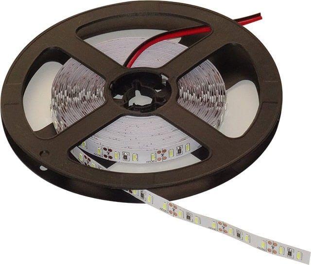Tot cu 120 de LED-uri ca si alte modele, BANDA LED 120x4014 ALB RECE IP20, are o luminozitate superioara, se poate taia din 3 in 3 LED-uri si se pot folosii conectori de imbinare 8mm. Si aceasta Banda LED se alimenteaza la 12V, este flexibila si are banda adeziva pe spate.