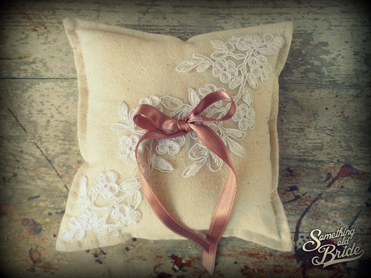 Raw linen, lace, and a flesh-colored tape. Vintage Natural Chocolates.  www.somethingoldbride.com