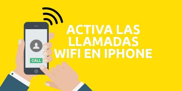 Wifi calling o hacer llamadas Wi-fi con iPhone o cualquier dispositivo iOS, Apple Watch y Mac es posible y por eso en este artículo te explico cómo activar esta función para poder llamar gratis aunque siempre dependerá de tu compañía telefónica... http://iphonedigital.com/wifi-calling-iphone-llamadas-wi-fi-ios/  #iphoneapps