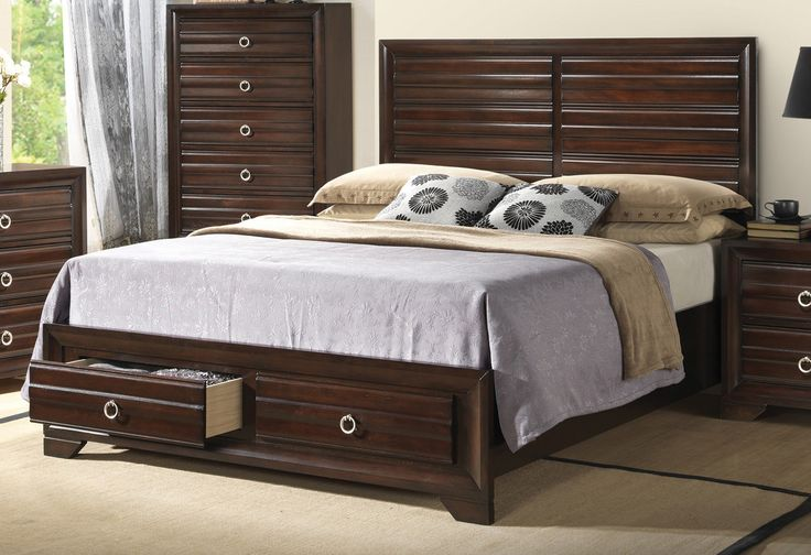Coaster Bryce California King Bed Collection - 203471KW