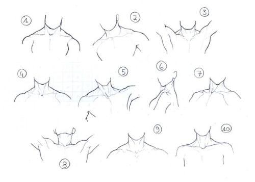 neck art studies - Google Search