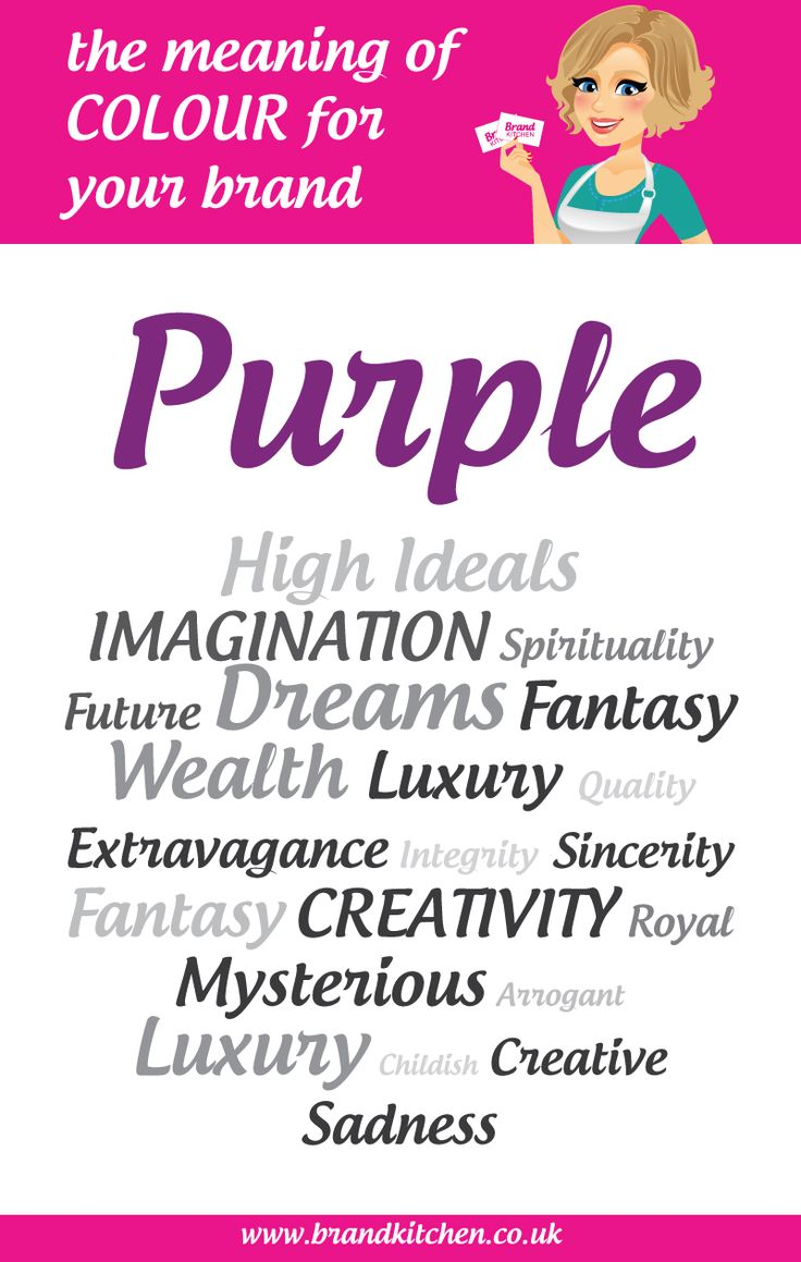 royal pics of wealth in purple | The Meaning Of The Colour Purple For Your Brand