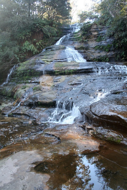 Katoomba Cascades by williewonker, NSW