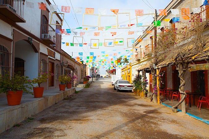 Todos Santos, a great day trip when visiting Los Cabos, Mexico.