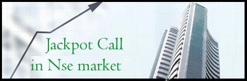 Get Free Intraday Jackpot Call for Today. We give highly accurate Jackpot call daily at any time in NSE market hours. Best Jackpot call and most reliable stock market tips.