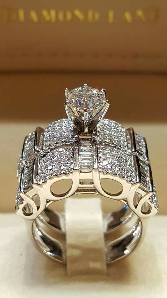 1042 best BLING! images on Pinterest | Diamond jewellery, Diamond ...