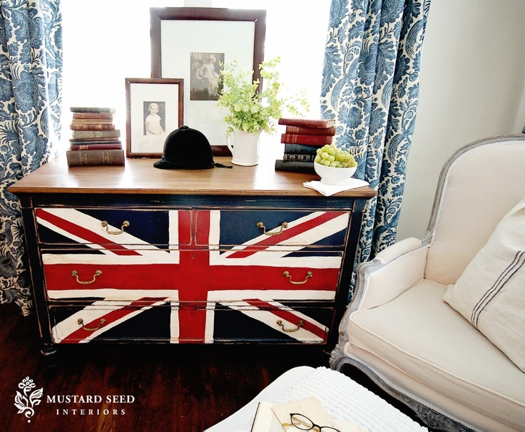 98 Best Images About Union Jack Furniture On Pinterest