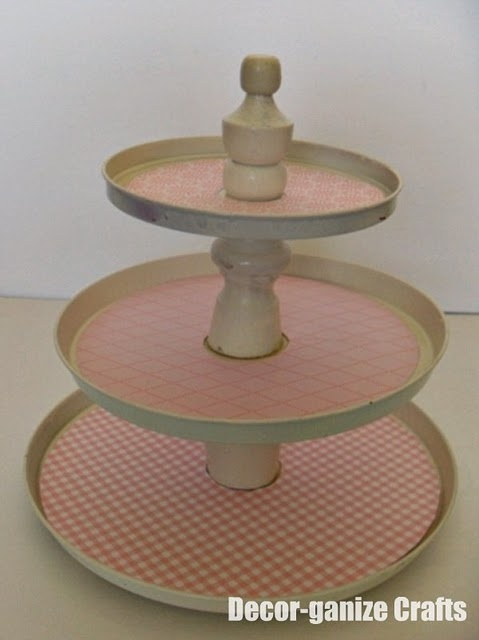 41 best DIY- Plate Stands images on Pinterest | Cake plates Plate .. 41 Best DIY Plate Stands Images On Pinterest Cake Plates Plate & Stunning Diy Plate Stand Images - Best Image Engine - maxledpro.com