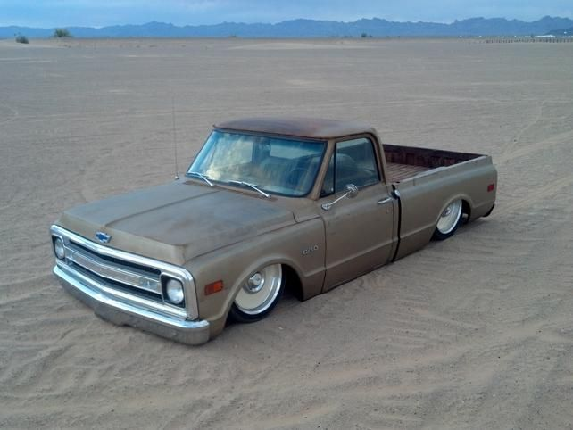 1969 Chevy Truck Mid To Late 60s And Early 70s Chevy