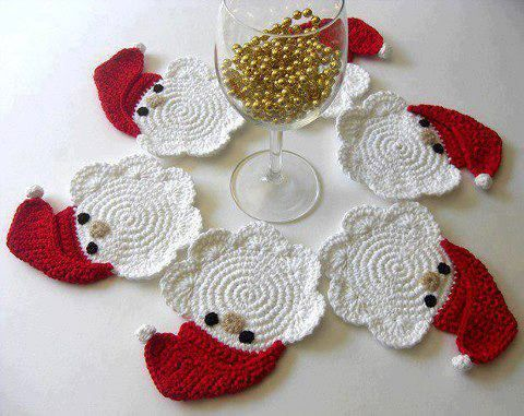 Crochet Christmas Crafts Pinterest