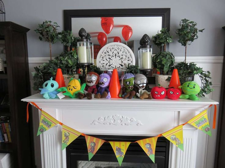 Plants vs Zombies Birthday Party Ideas. 17 Best ideas about Zombie Birthday Parties on Pinterest   Plants