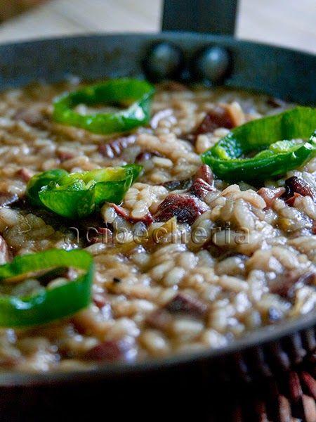 acibecheria: Arroz con setas de otoño - Las mejores recetas de mi madre de Joan Roca