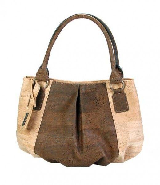 handtasche aus kork korktasche henkeltasche www
