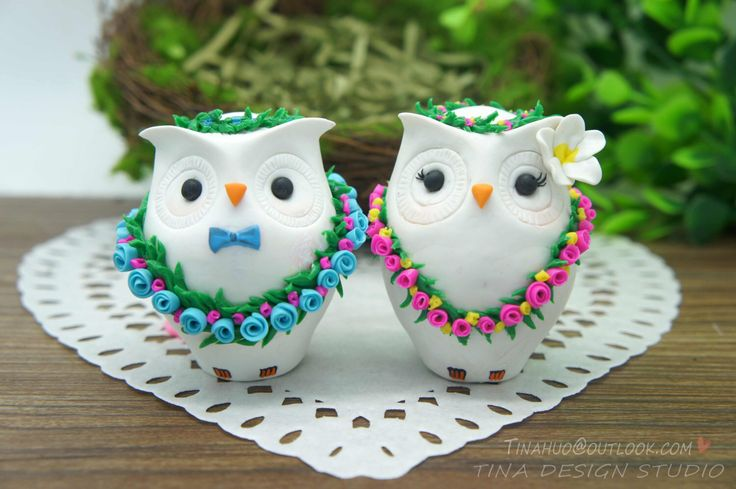 Custom Owl Hawaiian Wedding Cake Toppers-Personalised Beach Wedding Cake Toppers Hawaii Theme by CakeToppersByTina on Etsy https://www.etsy.com/listing/253149976/custom-owl-hawaiian-wedding-cake-toppers