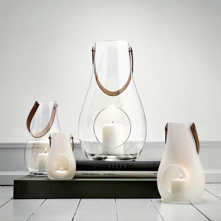 Lampiony Holmegaard z kolekcji Design with light