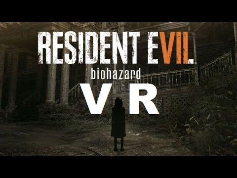 Mi Mundo Es Diferente Al Tuyo: Tutorial Movimientos VR - RESIDENT EVIL 7 biohazar...