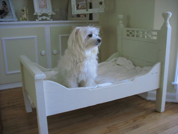 Antique Victorian Toddlers Bed by VictorianCountryChic, $500.00