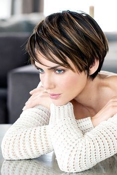 Image result for hairstyles short with long top hair