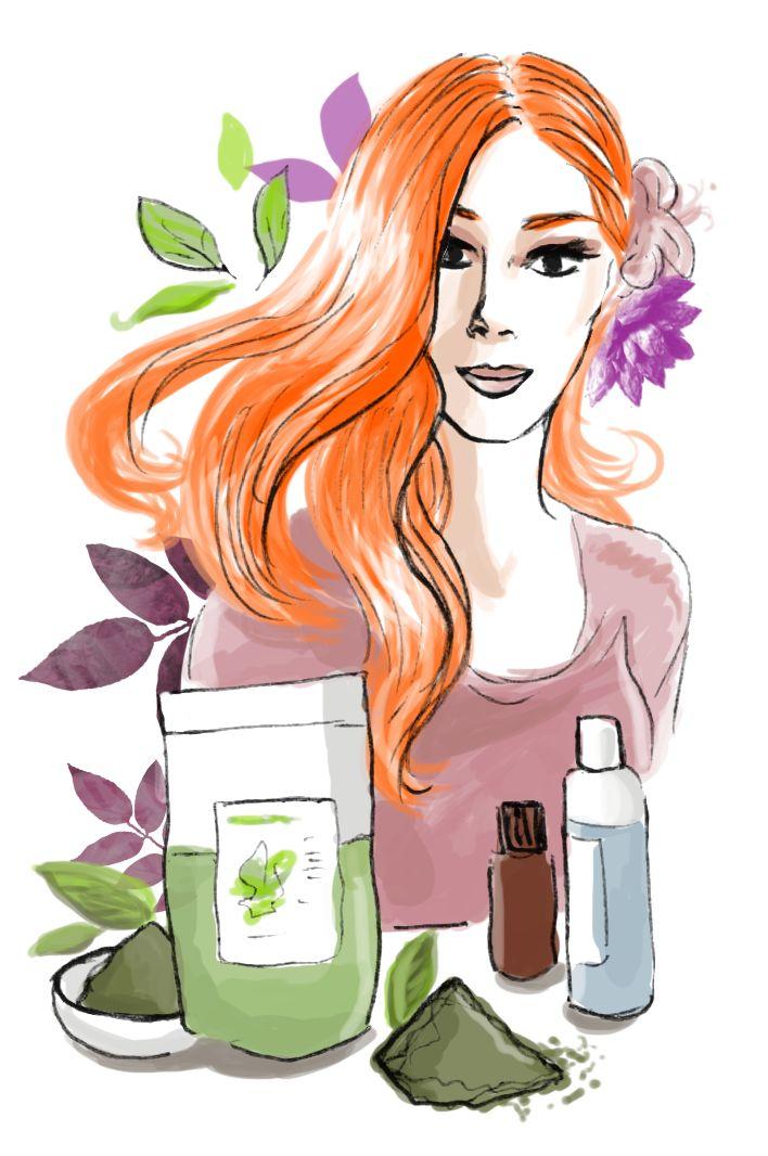 Colorations Cheveux Naturelles Aroma Zone Astuces Et Mode D Emplois Henne Coloration Vegetale Differents Types De Cheveux Cheveux Blond Venitien