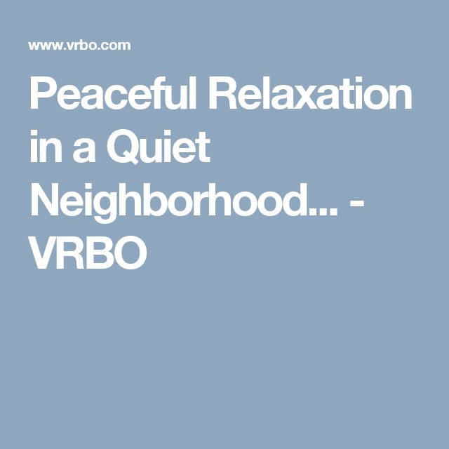 Peaceful Relaxation in a Quiet Neighborhood... - VRBO $108 per night