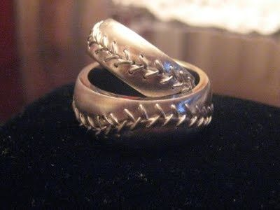 Baseball Wedding Band