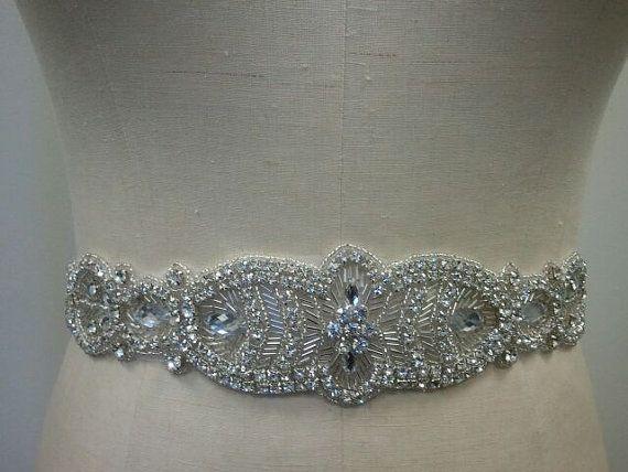 SALE  Wedding Belt Bridal Belt Sash Belt by LucyBridalBoutique, $50.00