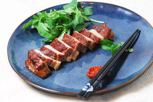 Thịt ba chỉ nướng kiểu Hàn ngon mê - http://congthucmonngon.com/8239/thit-ba-chi-nuong-kieu-han-ngon-me.html