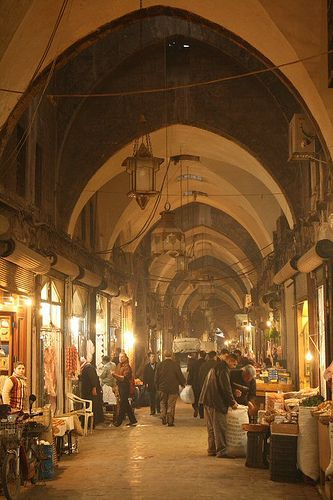 Old City Souqs, Aleppo | Dated January 5, 2010, Aleppo, Syria