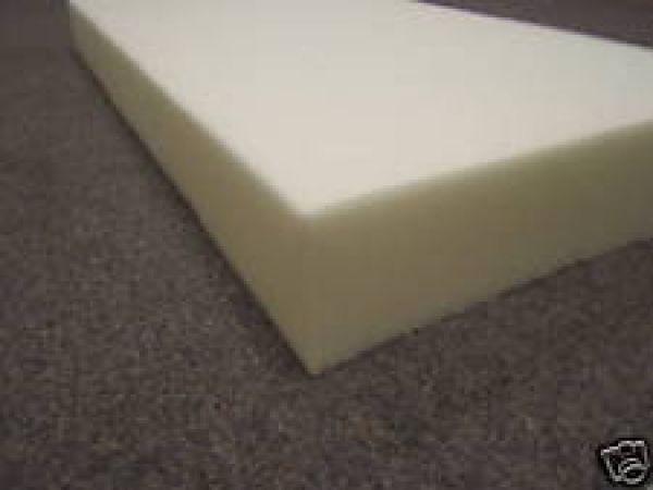 Foam Rubber Sheet Cushion 2 X 27 X 82 Usa Made Cushions Foam