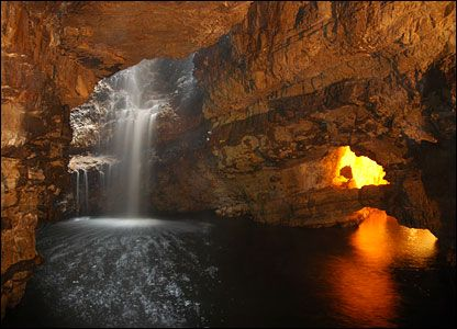Smoo Caves, Durness, The Top End (of Scotland!)