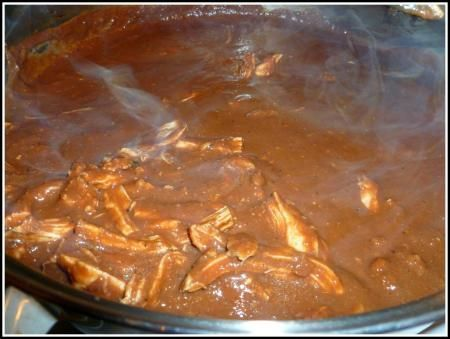 Abuela's Chicken Mole Recipe                                                                                                                                                                                 More