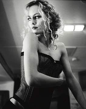 Vanessa Paradis by Bettina Rheims