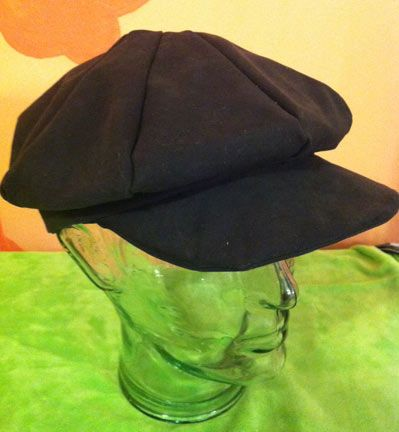Make Bert S Hat From Mary Poppins For Crystl Pinterest Chimney Sweep Hat Tutorial And Hats