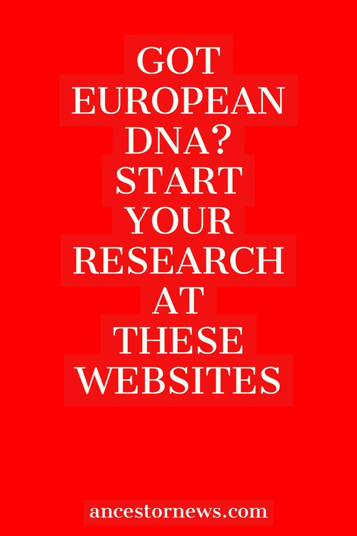 Since my #DNA just came back with a heck of a lot of European info, I'm now embarking on the quest. Here are some of my favorite sites.
