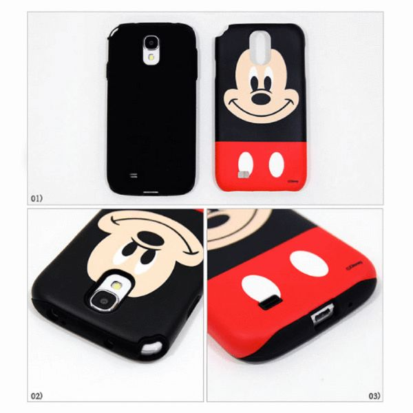 Soft touch with Silicon  Right button position with Silicon  Slim fit Scratch Free Protection  Shock Prevention with Silicon and Hard case double setting Disney Genuine Product Certification Logo