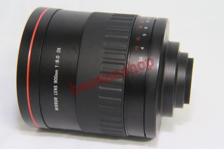 (198.00$)  Watch here - http://aip9j.worlditems.win/all/product.php?id=843083634 - 900mm f8 T Mount MIRROR TELEPHOTO LENS for SONY E mount NEX-3 NEX-5 NEX camera black