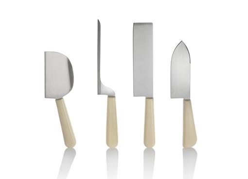 Set de cuchillos para el queso