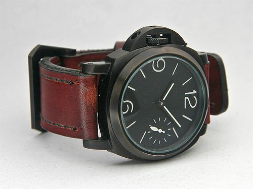 panerai. looks like perhaps a southpaw version? perfect for my man who is a righty but wears his watch on his right hand.: Arm Candy, Style, Watches Menswear, Rooms Ideas, Baby Rooms, Watchmen Watches, Computers Science, Menswearinspir Watches, Watchmenswear Inspiration