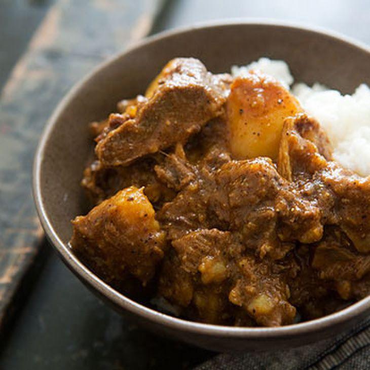 Jamaican Goat Curry Recipe